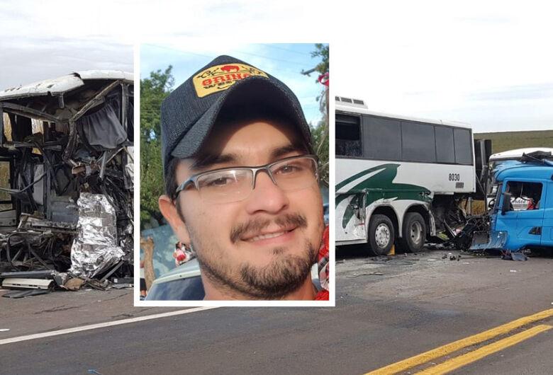 Motorista de Américo Brasiliense é uma das vítimas fatais do grave acidente na Jaú-Bocaína