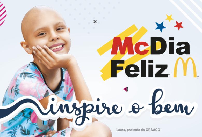 McDia Feliz arrecada mais de R$ 24 milhões em prol de crianças e jovens com câncer
