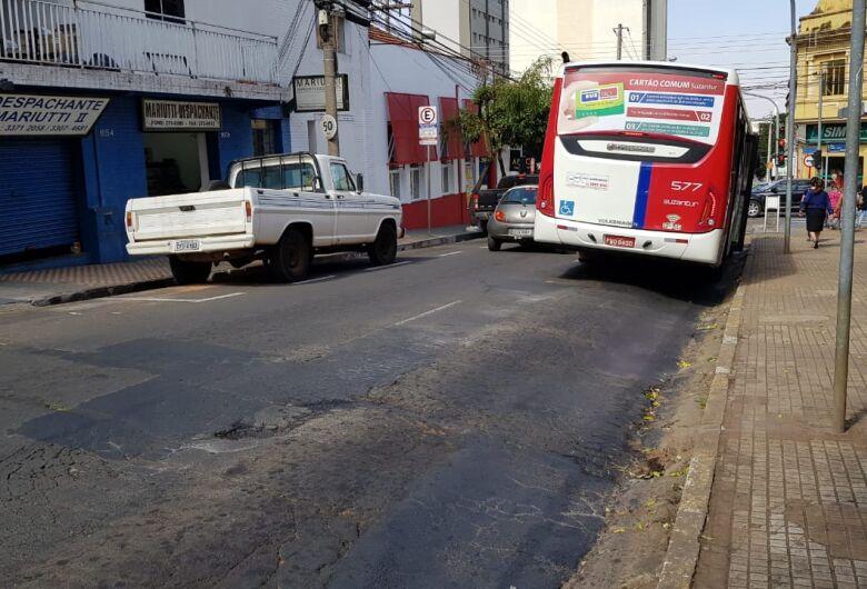 Trechos da rua Dona Alexandrina serão interditados a partir desta segunda-feira (21)