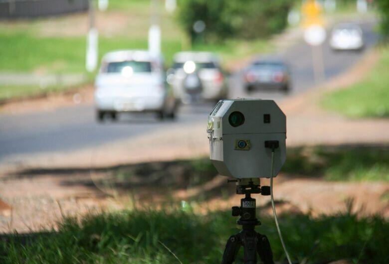 Confira a localização dos radares nesta segunda-feira