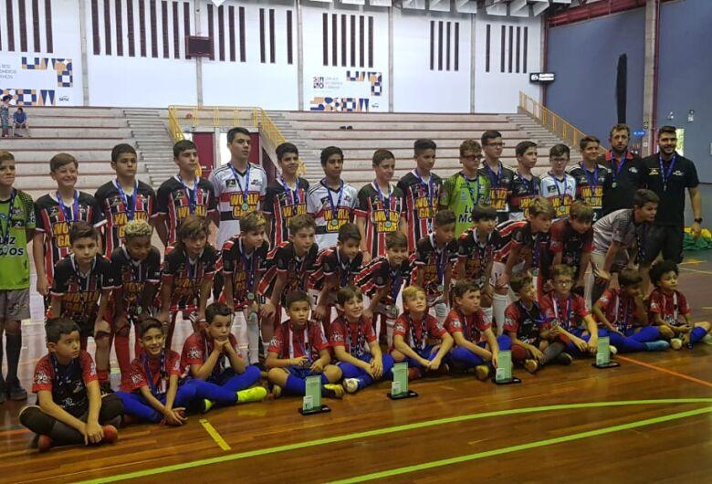 Multi Esporte/La Salle leva os títulos nas quatro categorias da Copa Sesc