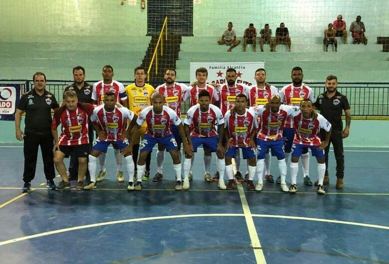 São Carlos Futsal despacha Morro Agudo e está nas quartas da Copa Record
