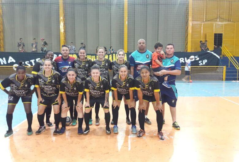 Líder, meninas do Deportivo enfrentam o Proara para cumprir tabela
