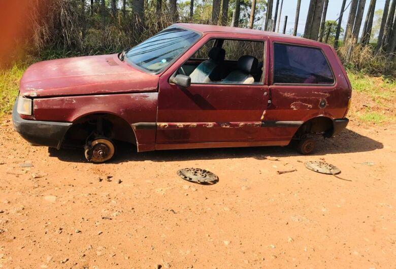 Proprietário localiza veículo que havia sido furtado um dia depois de ser comprado