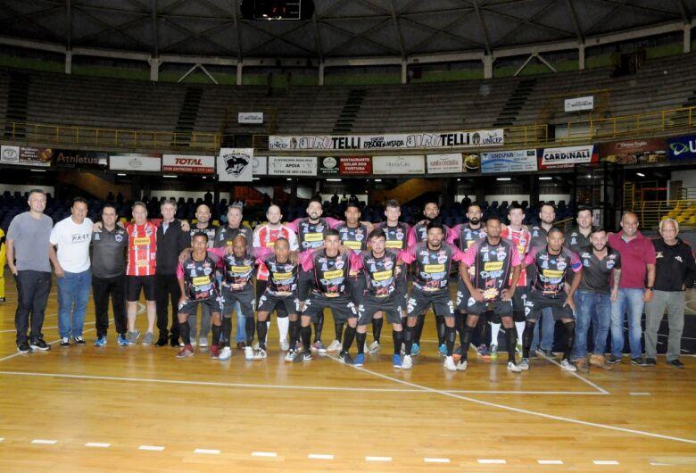 Simonetti defende pênalti e garante São Carlos Futsal na semi da Copa Record