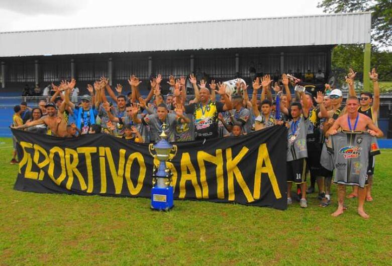 Deportivo Sanka supera Zavaglia e levanta o caneco do Varzeano
