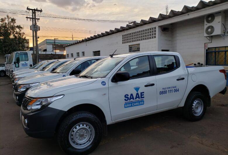 Saae realiza manutenção em adutora e pode faltar água no grande Santa Felícia