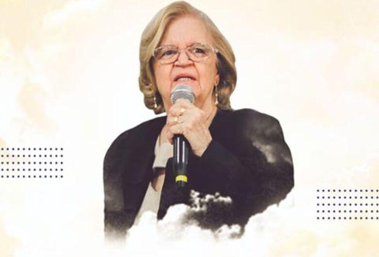 Casa da Bênção de São Carlos recebe visita da missionária Ruth Brunelli