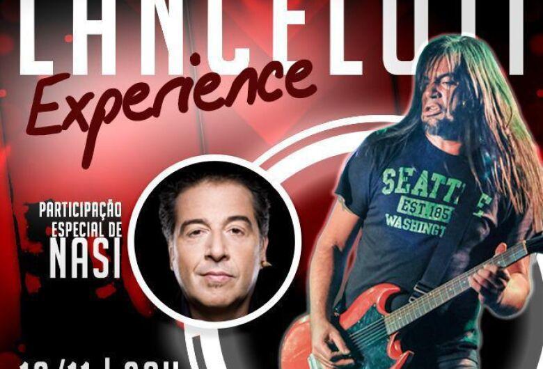 Rodrigo Lanceloti e Nasi da banda Ira se apresentam neste sábado no Teatro de Arena