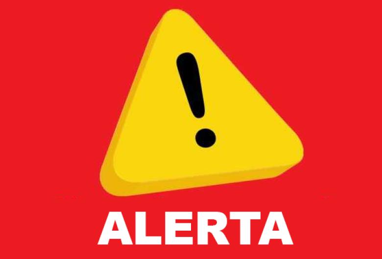 Alerta de furto: Honda CG 150, preta, 2004, placa DHL-5005