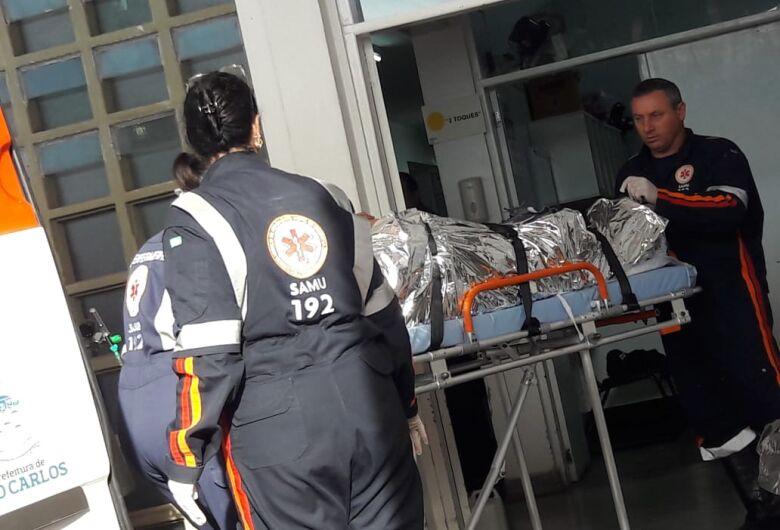 Homem baleado no Gonzaga deixa Santa Casa sem receber alta médica