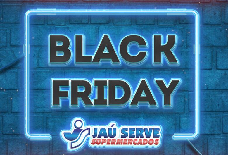 Confira as ofertas Black Friday do Jaú Serve