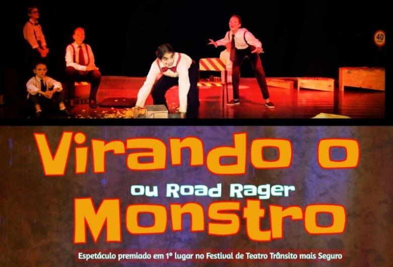 Virando o Monstro tem apresentação gratuita