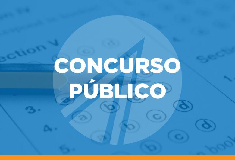 Termina domingo (1º) prazo para se inscrever em concurso público da Prefeitura Municipal