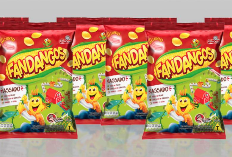 Fandangos sabor presunto terá recall no Brasil, diz fabricante