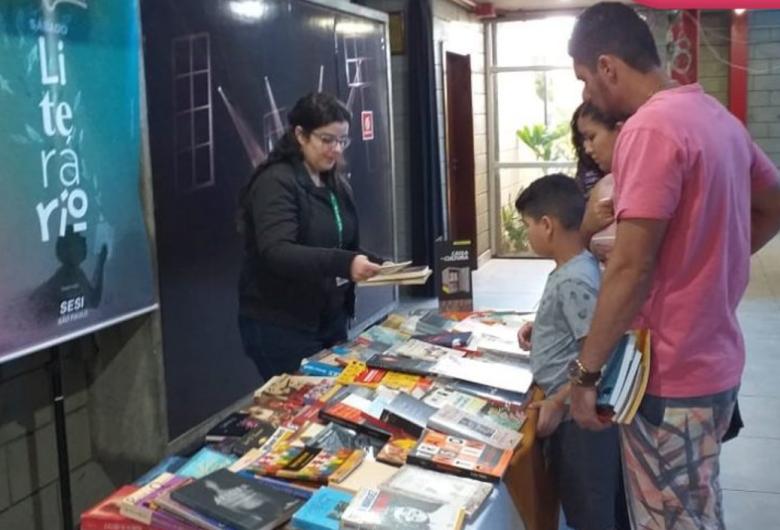 Sesi São Carlos terá semana dedicada a diversidade da literatura