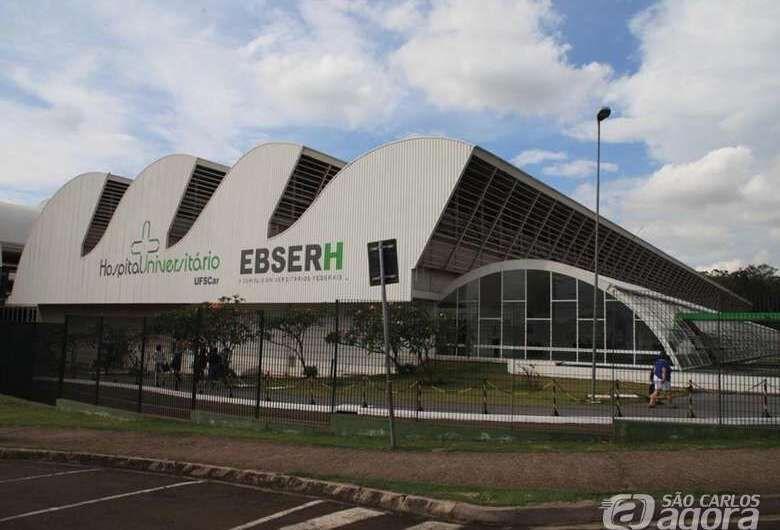 Ebserh lança concurso público com vagas para o Hospital Universitário de São Carlos