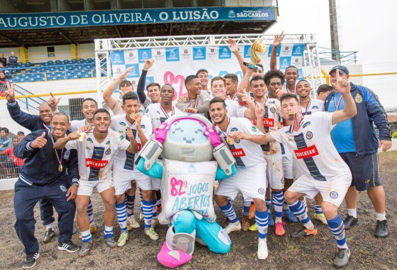 São Carlos estreia quarta-feira na 83ª edição dos Jogos Abertos do Interior Horácio Baby Barioni