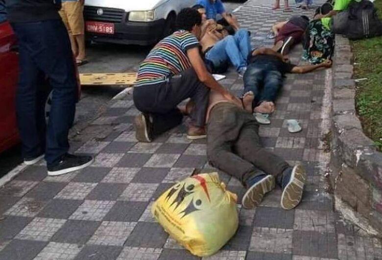 Quatro moradores de rua são encontrados mortos por suspeita de envenenamento na grande SP