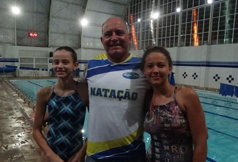 Mirella e Giovana tem os principais desafios na natação em 2019