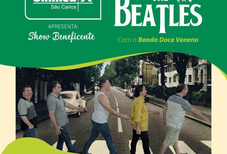 Unimed São Carlos apresenta show beneficente em Tributo aos Beatles