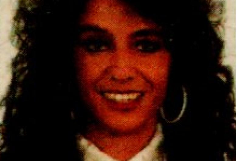 Nota de falecimento de Tereza Cristina Freddi