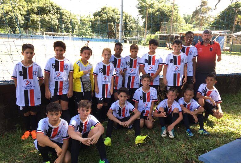 Salesianos confirma vaga na decisão do sub14 da Copa Paulista e busca mais duas no sub15 e sub13