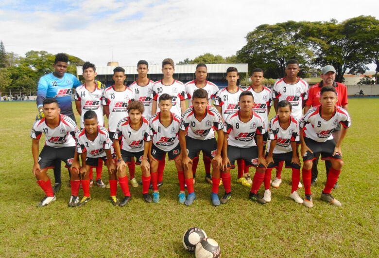 Salesianos Sub15 classificado para as finais do Campeonato Estadual