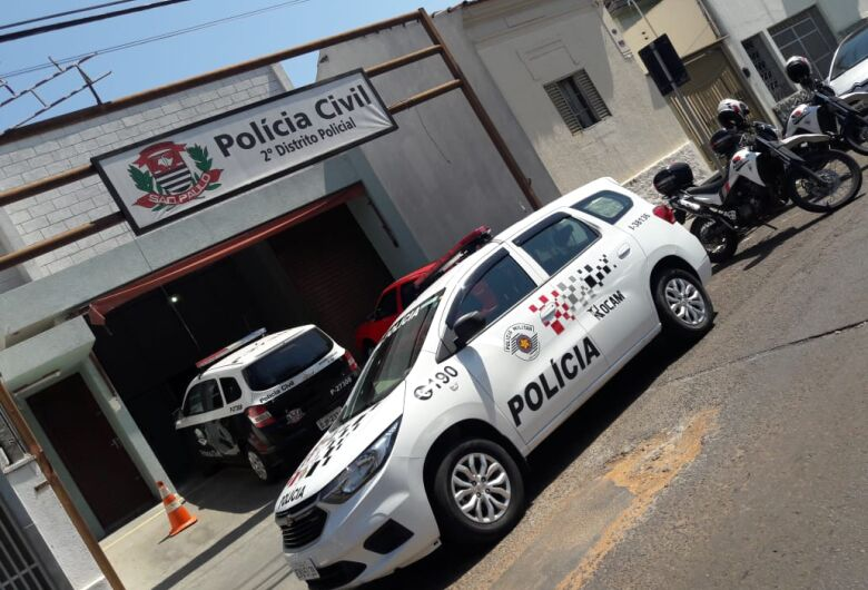 Procurado por furto é detido no Cidade Aracy