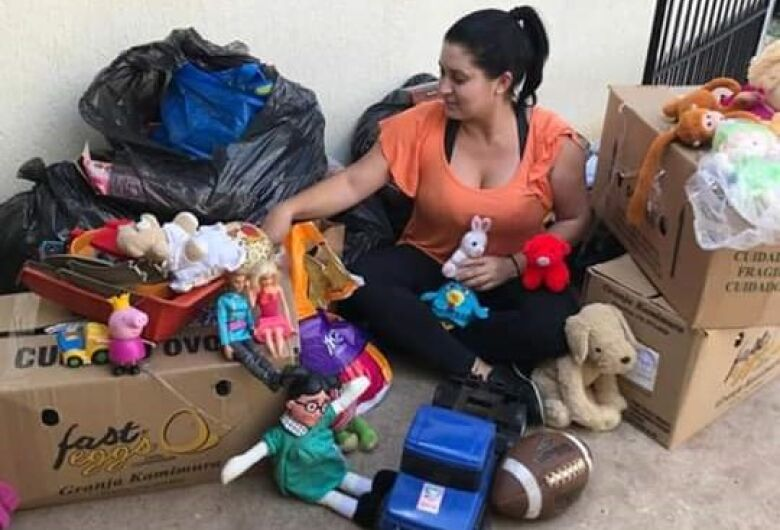 Natal Solidário arrecada mais de 5 mil brinquedos; meta é atender 6 mil crianças