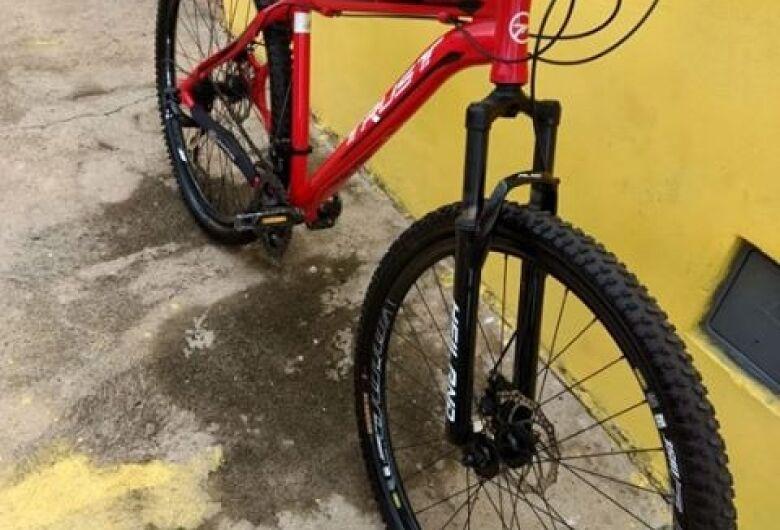 Ladrão furta bike no Aracy; Vítima pede ajuda para localizá-la
