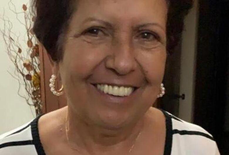 Terezinha de Jesus informa o falecimento de Beatriz Aparecida Hercoli