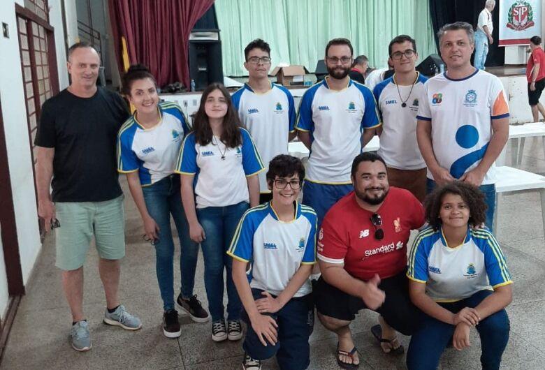Xadrez inicia participação e foca boa participação em Marília