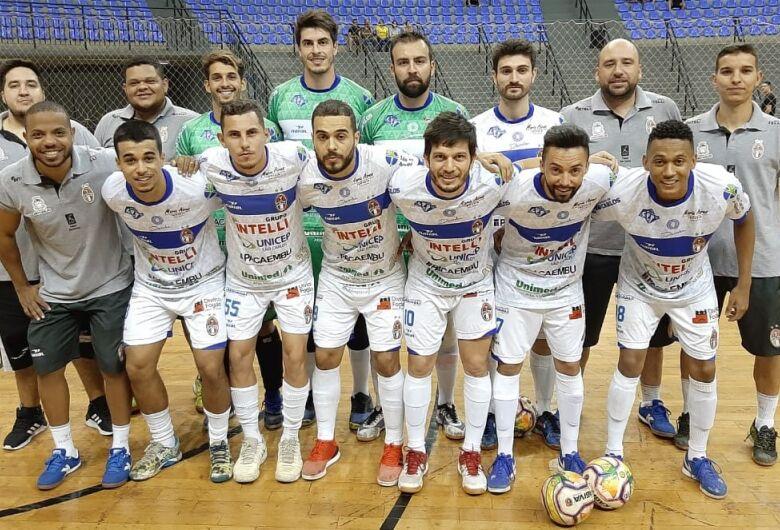 São Carlos perde clássico do futsal masculino e disputa 3º lugar