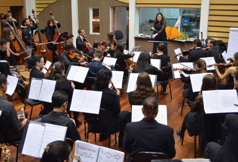Orquestra Experimental da UFSCar realiza Concerto de Natal na Biblioteca Comunitária
