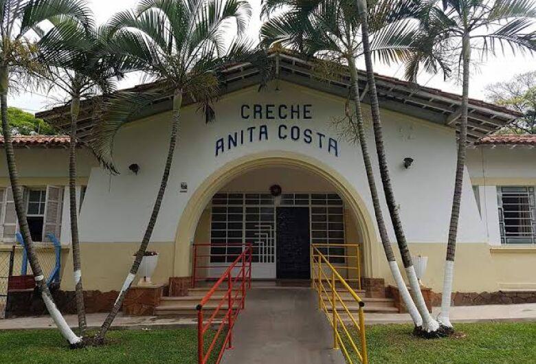 Creche Anita Costa está com inscrições abertas para 2020