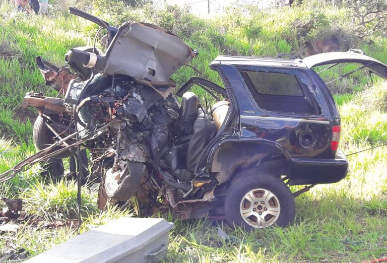 Corpo de motorista que morreu na estrada do Broa será enterrado em Penápolis