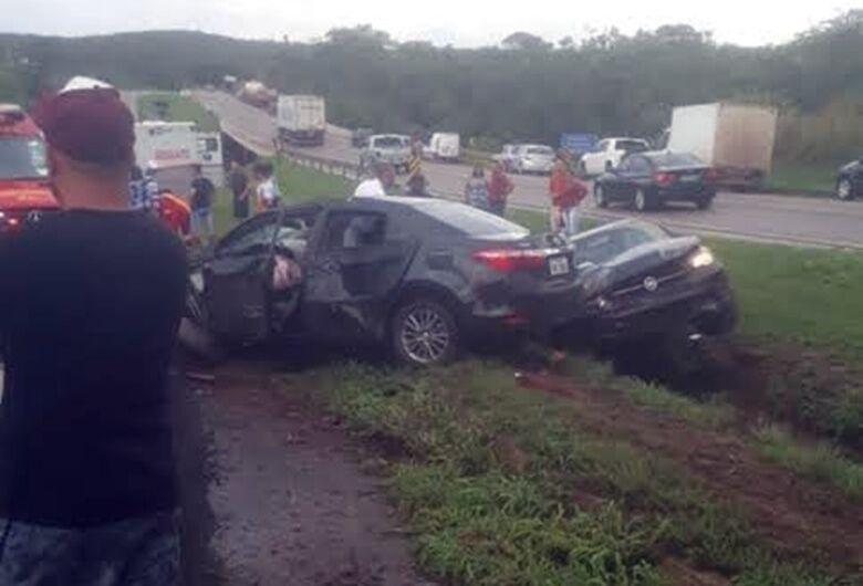 Motorista de Toyota de São Carlos envolvido em acidente que matou duas pessoas é preso em GO