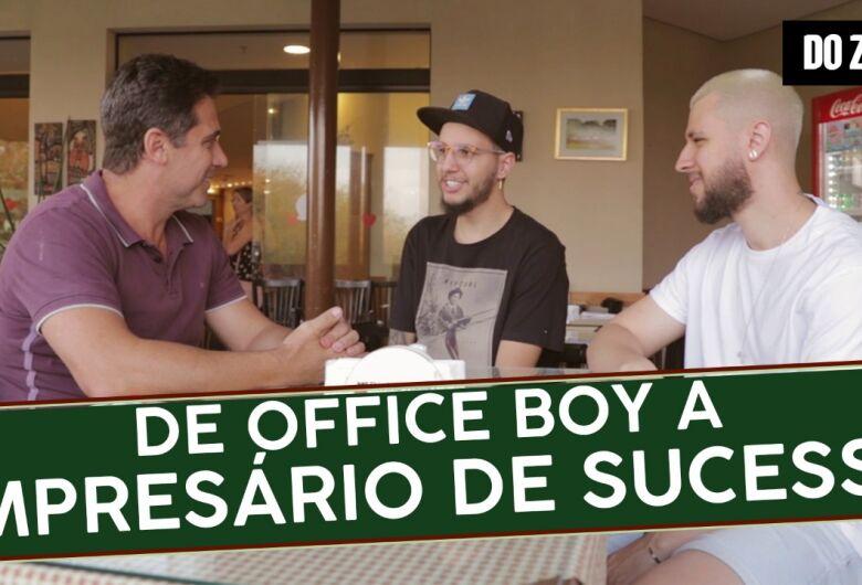 De Office Boy a empresário de sucesso