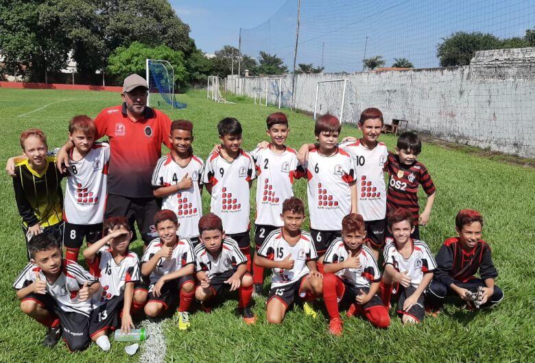 Sub9 do Salesianos São Carlos é campeão regional invicto