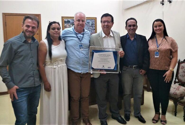 Santa Casa recebe verba de R$ 450 mil destinada pelo deputado Sinval Malheiros