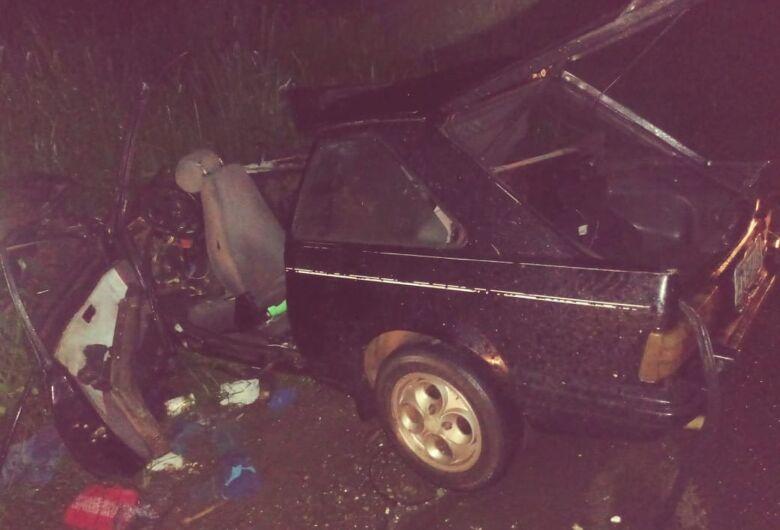 Acidente deixa três mortos na rodovia SP-304