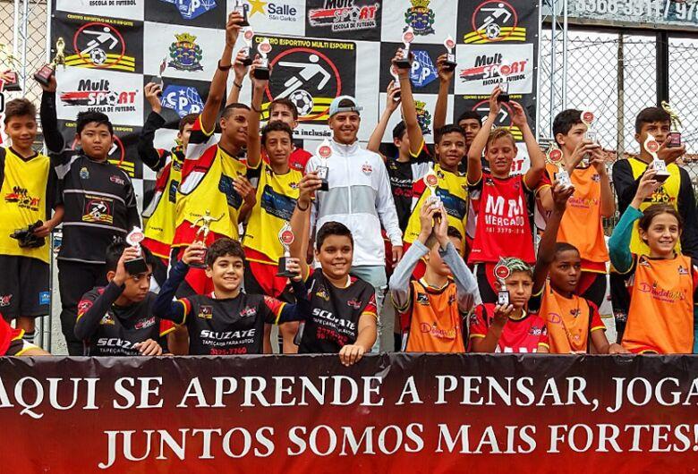 Mult Sport realiza mais um encerramento de Campeonato Interno