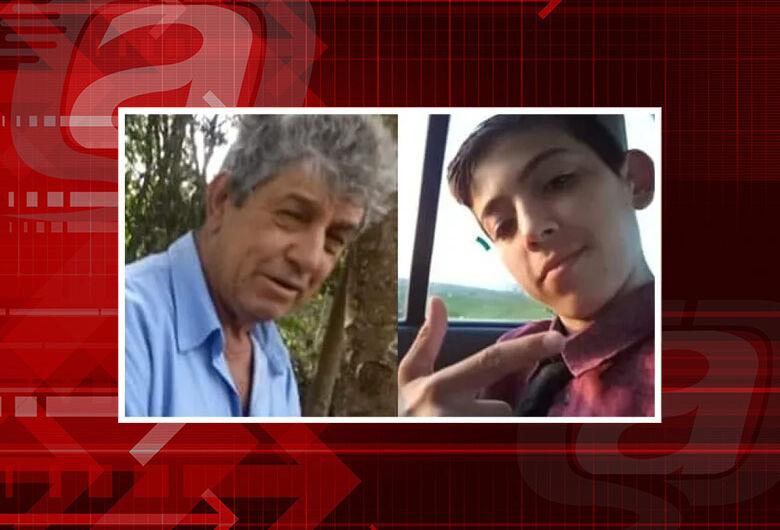 Pai e filho morrem em acidente de carro em estrada da região