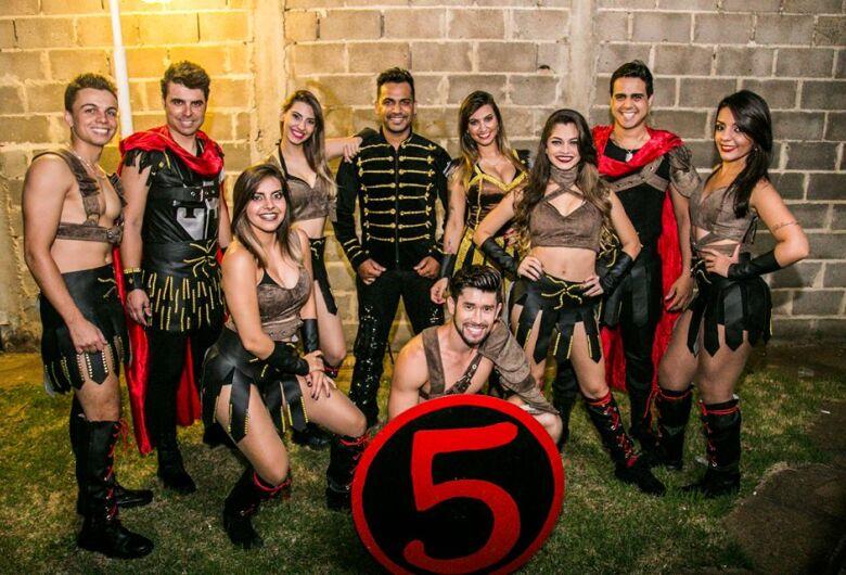Circuito Arena: Banda Quinta Avenida encerra a programação 2019