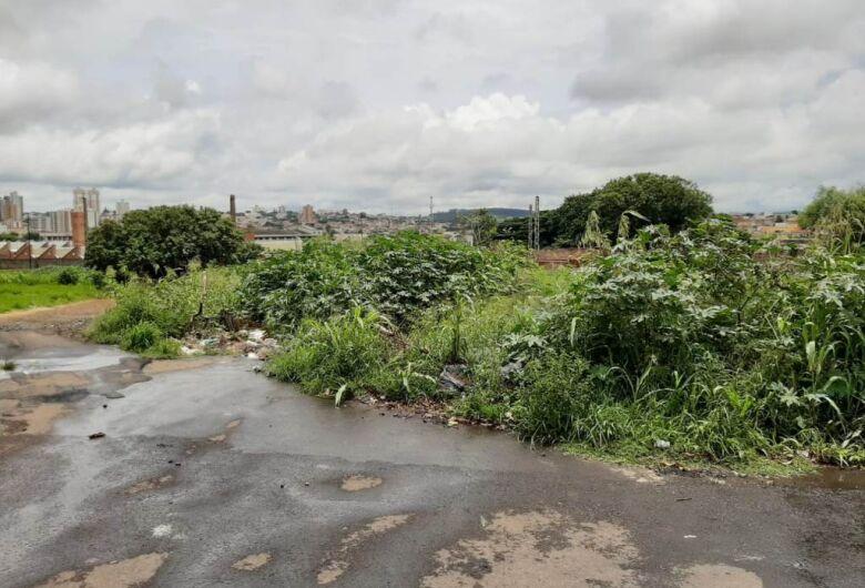 Azuaite aponta existência de depósito de lixo e situação de abandono na rua Antonio Botelho