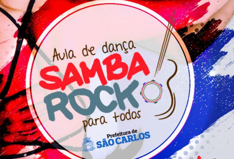Sexta-feira tem samba rock no Kartódromo