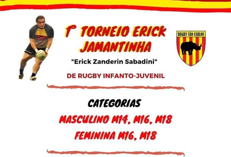São Carlos realiza o 1º Torneio Erick Jamantinha