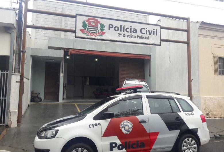 Dupla é detida após tentar casa no Jardim das Torres