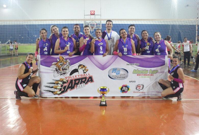 Garra 1000 comemora título da série prata da Copa AVS/Smec